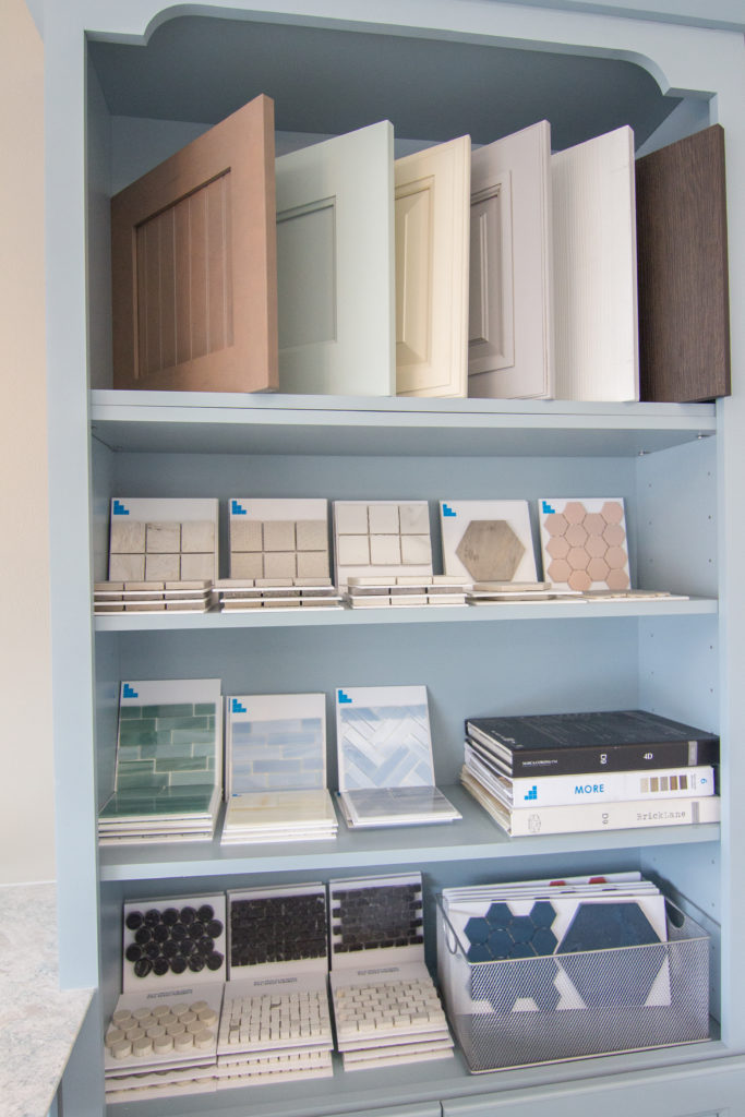 Kitchen & Bath Features Selections