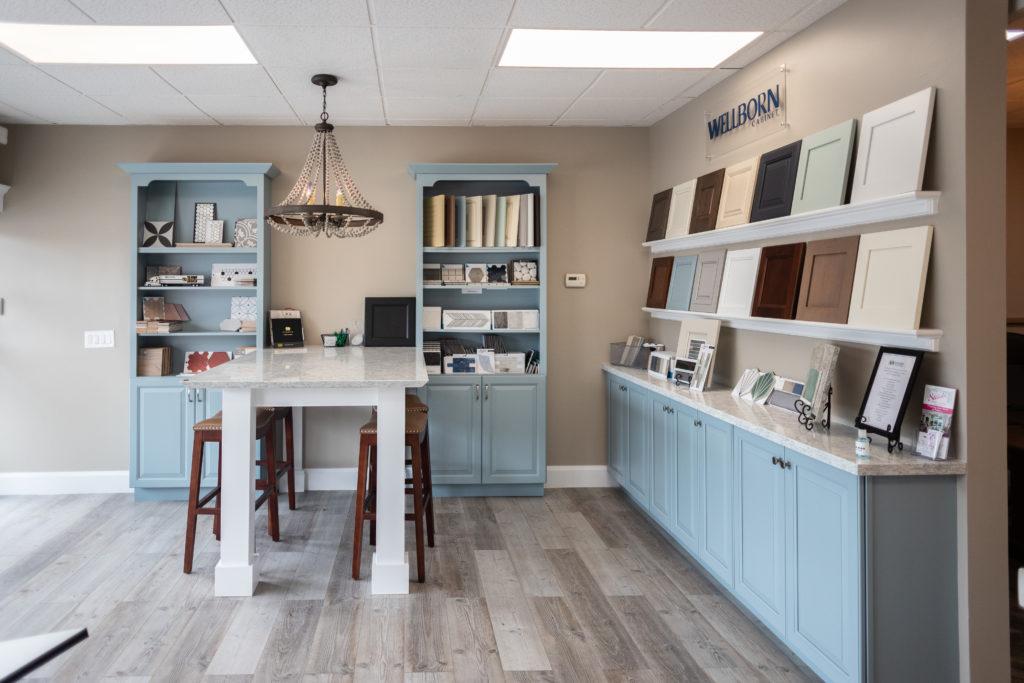 Kitchen & Bath Color Selections