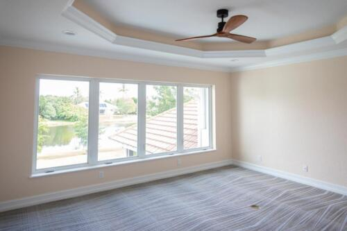 Bonus room upstairs renovation. Office, game room, family room.