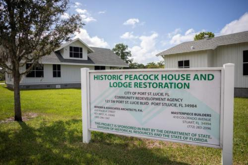 Peacock House & Lodge